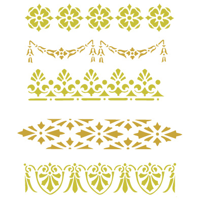 Dings: Victorian Designs Two