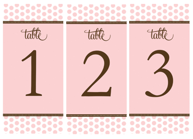 Free Table Number Templates 991 KiB 13221 Hits You Need To Be A Registered User Download This File Candy Buffet Signs