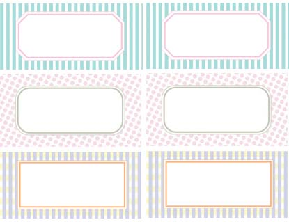 hp free printable labels i do it yourself