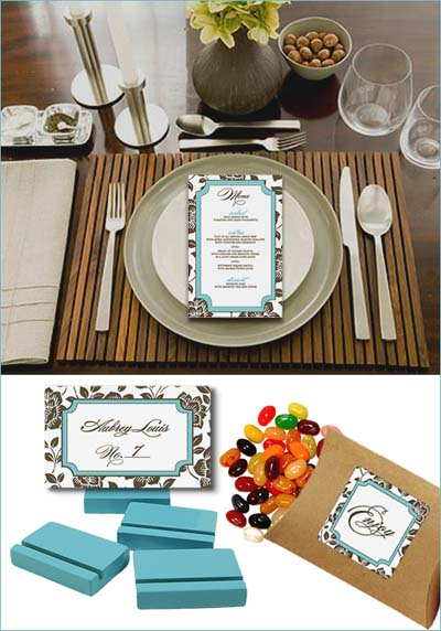 gorgeous menu cards, gift labels and escort card templates for free.