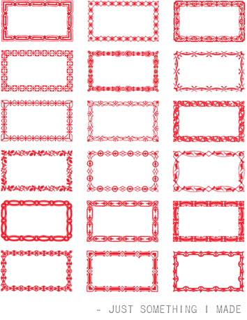 For the love of free labels part 2 39 i do 39 it yourself for Chutney label templates