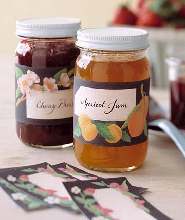 printable jam labels MS