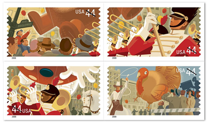 thanksgiving-parade-stamps