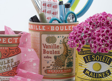 vintage can labels_papier valise