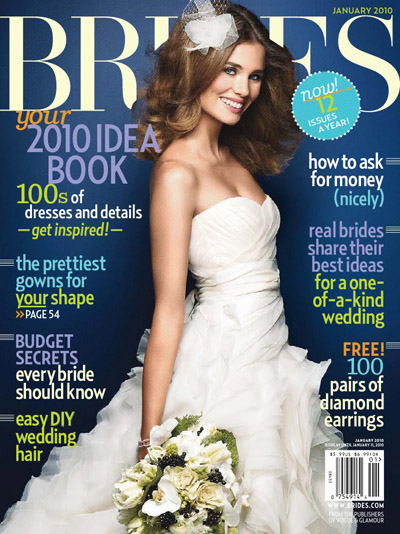 BRIDES JANUARY2010 COVER