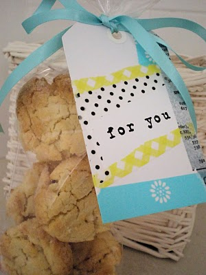 japanese tape_Cookie Gift spoonfulofsugargirls